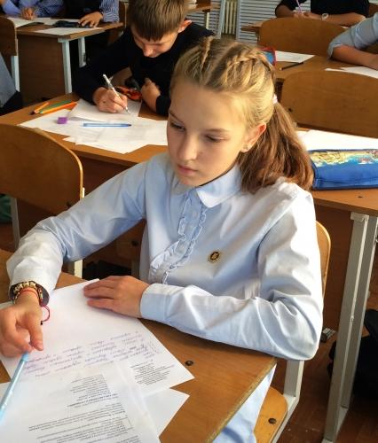 Школьный этап Всероссийской олимпиады школьников по литературе