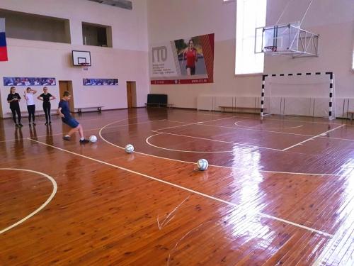 Всероссийская олимпиада школьников по  физической культуре