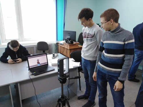 Учебно-тренировочные сборы по 3D моделированию