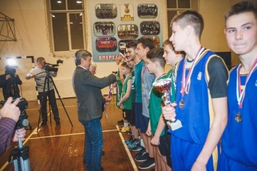 Муниципальный этап  школьной баскетбольной лиги «КЭС-БАСКЕТ»