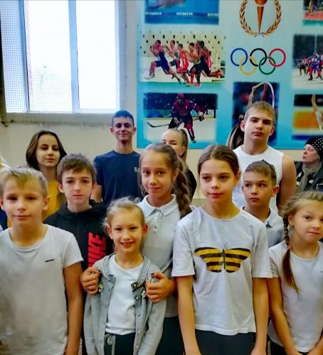 Соревнования муниципального Открытого Первенства по общей физической подготовке