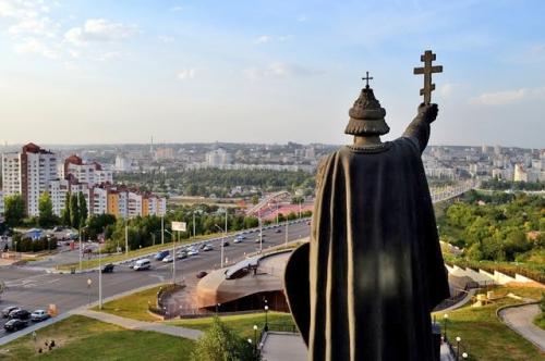 Белгородчина - мой край родной
