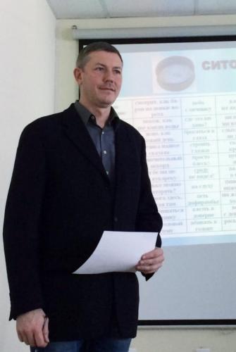 Областной методический семинар для членов регионального отделения Всероссийского движения «Союз учителей здоровья»