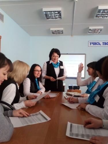 Круглый стол «Организация внеурочной деятельности в ОУ в условиях реализации ФГОС ООО»