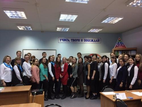 Добрая традиция Школы молодого педагога