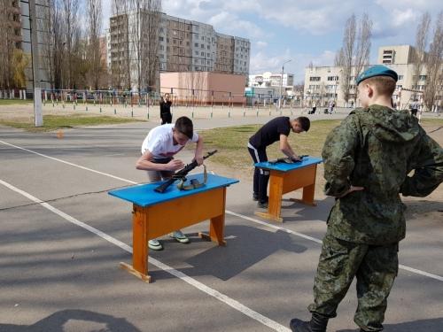 Фестиваль Всероссийского физкультурно-спортивного комплекса «ГТО»