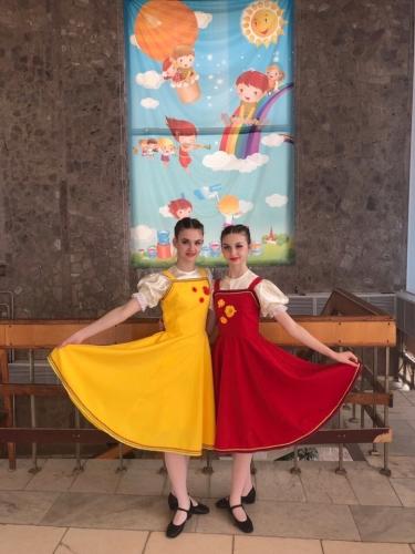 VII областной конкурс народного танца «Русская удаль»