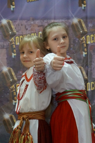 Всероссийский  фестиваль-конкурс вокального искусства «Оскольский микрофон»