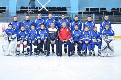 Хоккеисты Белгородской области впервые за 65-летнюю историю проведения турниров «Золотой шайбы» удостоились призового места!