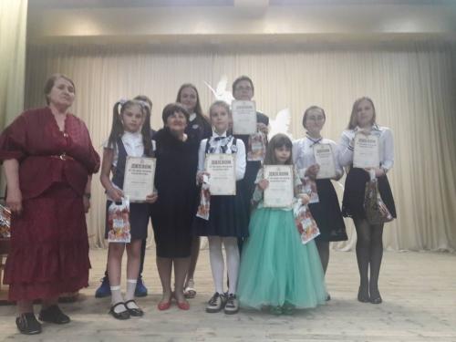 XV русская ярмарка талантов РОСА