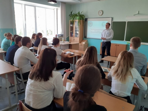 Заседание Школы молодого педагога