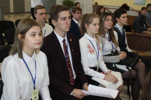 Семинар-стажировка Молодежных избирательных комиссий