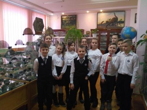 Школа юного геолога