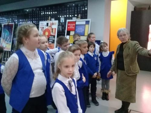 Экскурсия в музей СТИ НИТУ МИСиС «Железно»