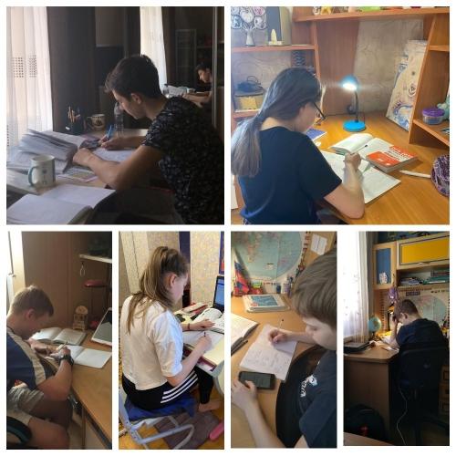 Второй день дистанционного обучения! #УЧИТЕЛЬОНЛАЙН31