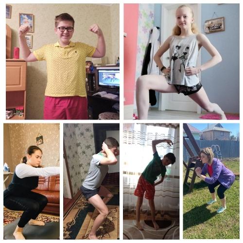 Уроки физкультуры дистанционно #УЧИТЕЛЬОНЛАЙН31