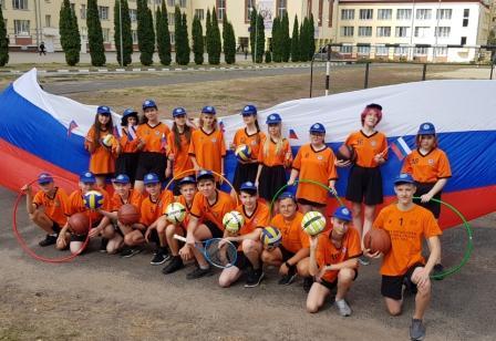 Победителей ждёт Всероссийский этап соревнований!
