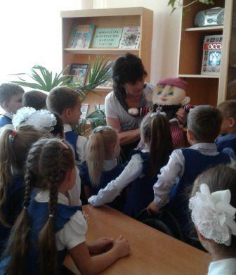Экскурсия в Книжкин дом