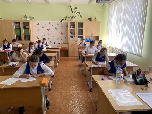 Всероссийская олимпиада по русскому языку