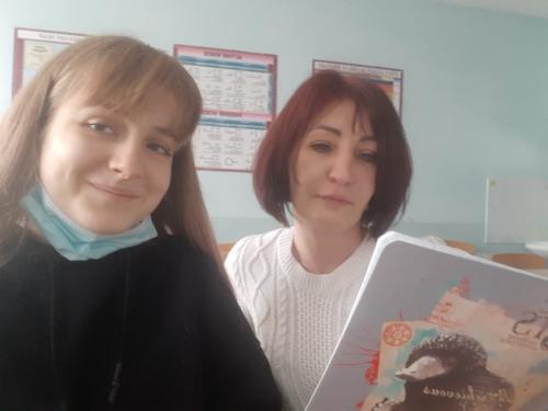 Проведено занятие по подготовке к муниципальному этапу всероссийской олимпиады по английскому языку