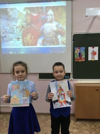 Всероссийский открытый урок «Александр Невский