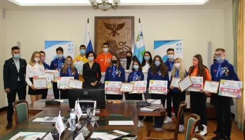 Встреча победителей Всероссийского конкурса «Большая перемена»