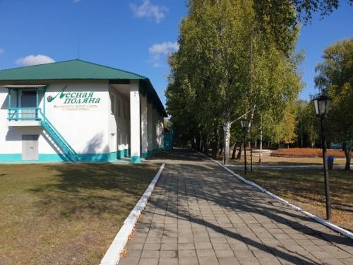 Лагерь Лесная поляна