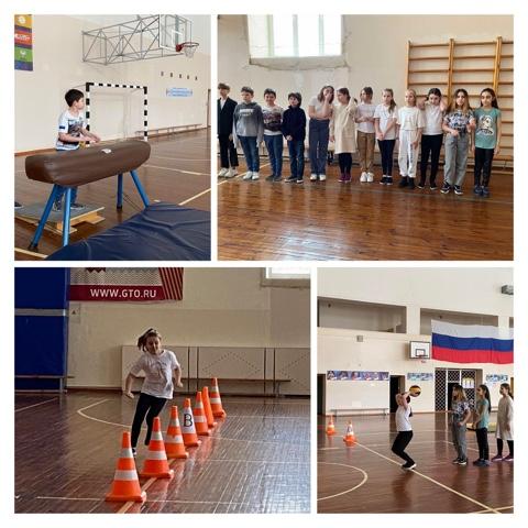 Cпортивные соревнования «Физкульт-Ура!»