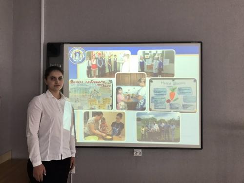 Областной семинар  по распространению педагогического опыта реализации программы  «Разговор о правильном питании»