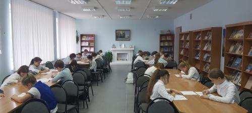 Школьный этап Всероссийской олимпиады школьников по основам безопасности жизнедеятельности